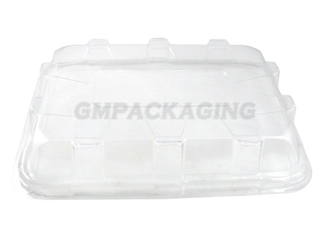 Plastic Lid to fit Medium Platters - GM Packaging UK Ltd