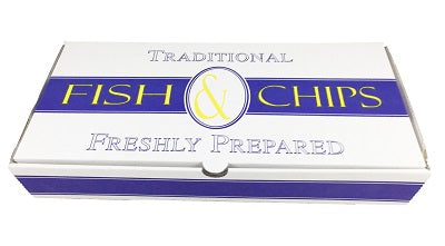 Large Print Fish and Chips Box-100