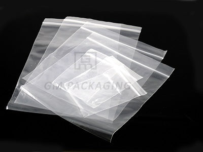"4 x 5.5"" Grip Seal Plastic Bags - GM Packaging (UK) Ltd"