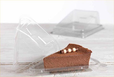Standard Cake Slice Containers - GM Packaging (UK) Ltd
