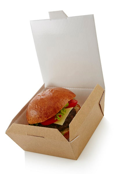 26.4oz carry-out box without window - GM Packaging (UK) Ltd