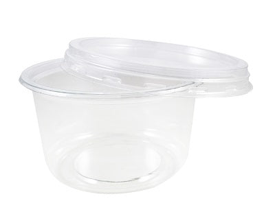Dome Lids to fit round deli pots/500s