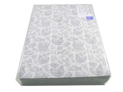 297x420mm Greaseproof Paper Full Sheet Deli - GM Packaging (UK) Ltd
