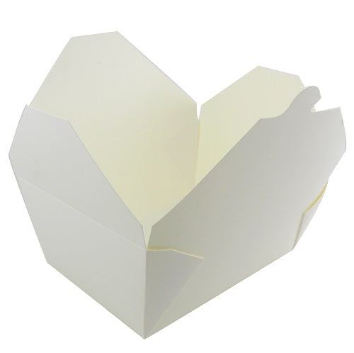 White paper food boxes #2 - GM Packaging (UK) Ltd