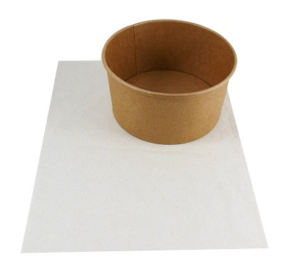 350x450mm Imitation Greaseproof Paper - GM Packaging (UK) Ltd