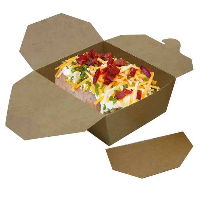 Take Away Food Box #7 - GM Packaging (UK) Ltd
