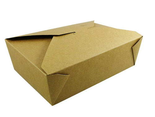 Kraft hot food box #3 - GM Packaging UK Ltd