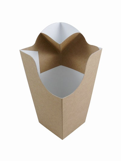 Kraft Carton with dip corner - GM Packaging (UK) Ltd