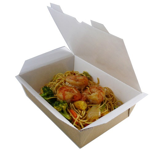 42.3oz Carry Out Boxes without window - GM Packaging (UK) Ltd