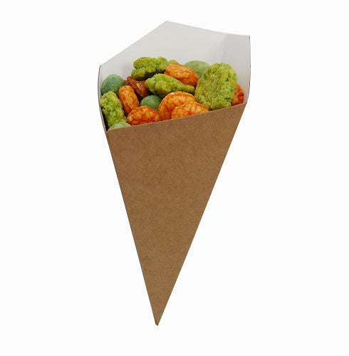 kraft fries cones - GM Packaging UK Ltd