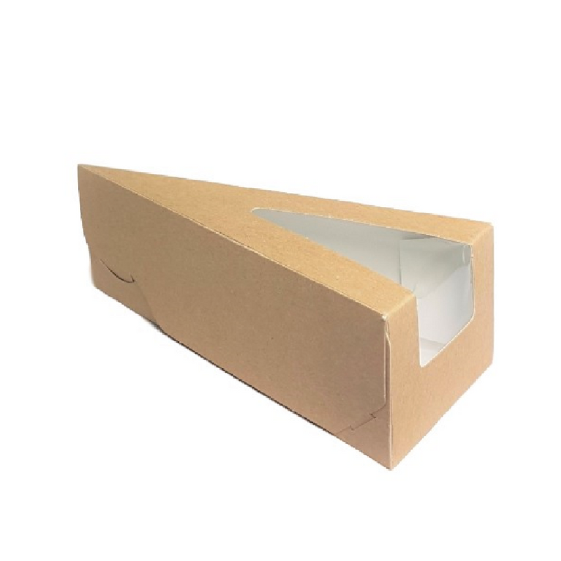 Kraft single cake slice wedges - GM Packaging UK Ltd