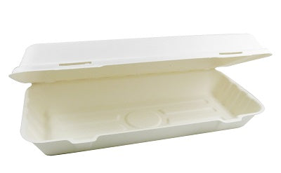 Large Biodegradable Bagasse Boxes - GM Packaging (UK) Ltd