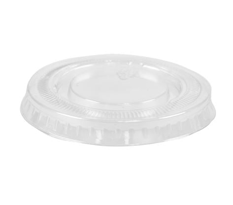 Clear Plastic Lid for 1oz Dip Pot - GM Packaging (UK) Ltd
