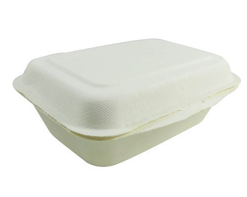 Sugarcane food box - GM Packaging UK Ltd