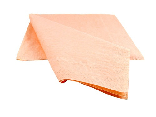 2 Ply Peach Napkins - GM Packaging (UK) Ltd