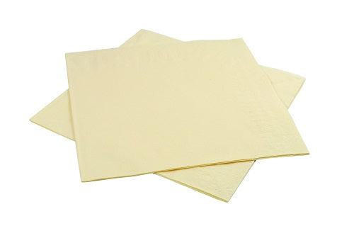 2 Ply Buttermilk Napkins - GM Packaging (UK) Ltd