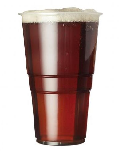 Pint Clear Flexiglass - GM Packaging (UK) Ltd