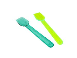 95mm Coloured Plastic Ice Cream Spoons - GM Packaging (UK) Ltd