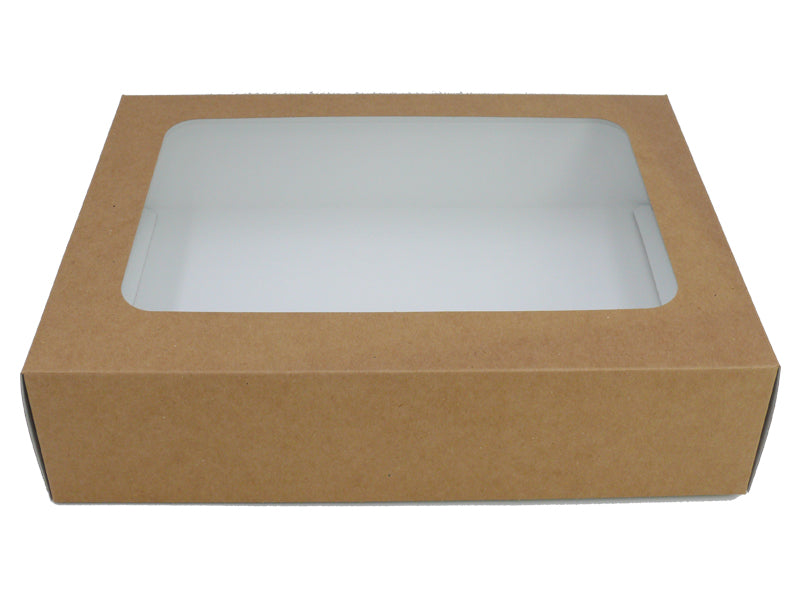 Window Medium Platter Sleeve - GM Packaging (UK) Ltd
