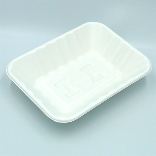 Medium compostable trays - GM Packaging