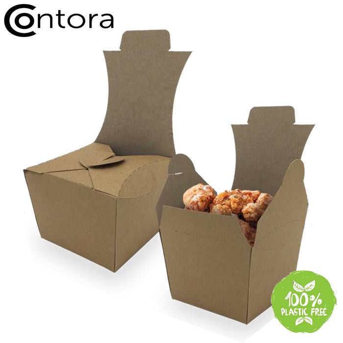 Contora Small Food Box - GM Packaging (UK) Ltd