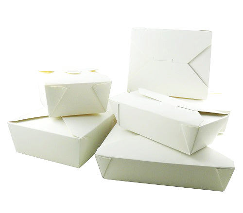 White paper food boxes #3 - GM Packaging (UK) Ltd