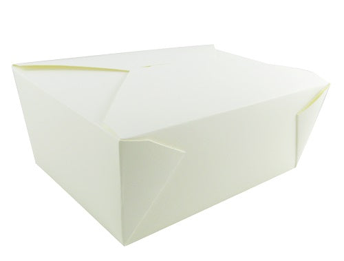 White paper food boxes no. 8 - GM Packaging (UK) Ltd