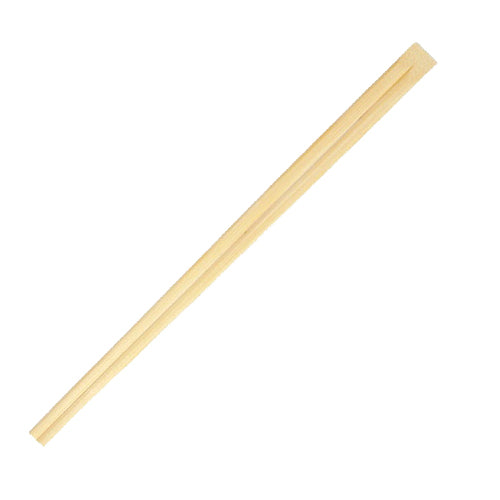 8 inch Wrapped Wooden Chopsticks - GM Packaging (UK) Ltd