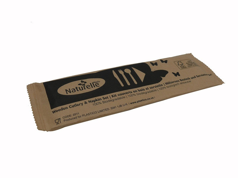 3 in 1 Wooden Meal Pack - GM Packaging (UK) Ltd