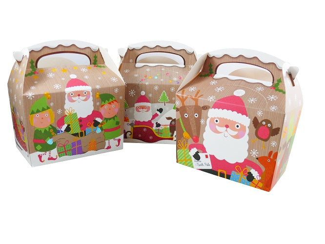 Christmas Party Box - GM Packaging UK Ltd