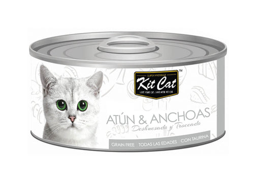 Atún con Anchoas 80g