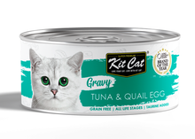 Tuna with Quail Egg 70g - Wet Food in Sauce