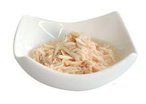 Chicken with Chanquetes 70g - Wet food in Sauce