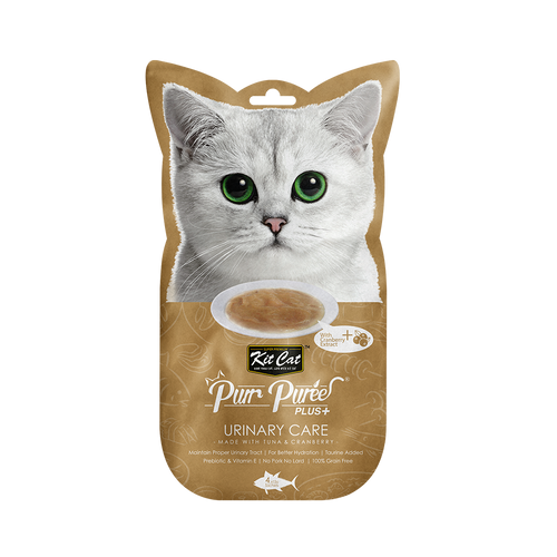 Snack Purr Puree PLUS Atún (Urinary Care)