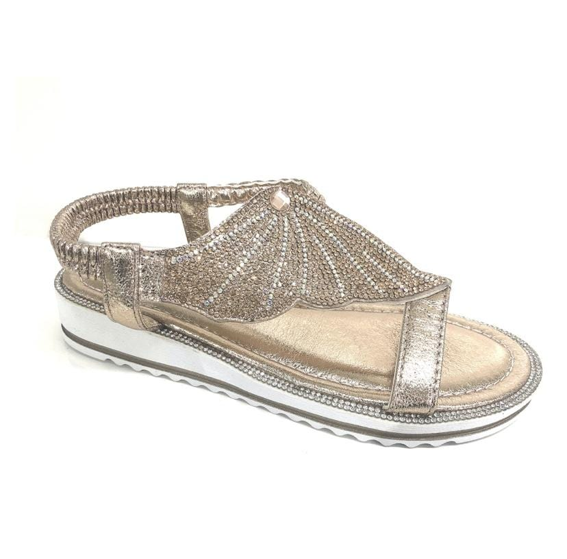 The Bling Wing Sandal