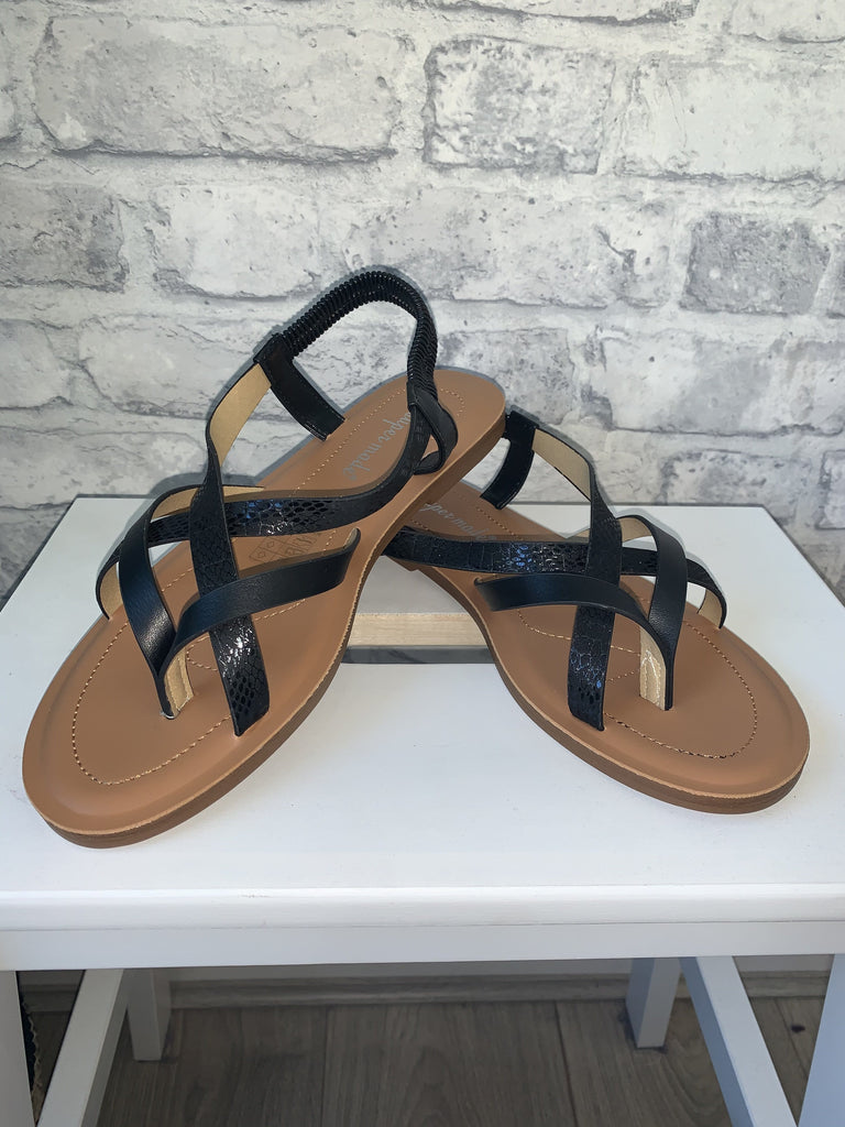 The Simple Snakey Sandal