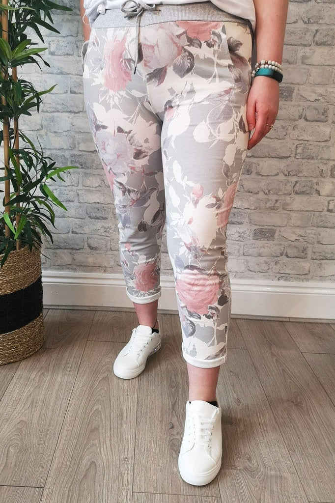 The Flower Power Jogger