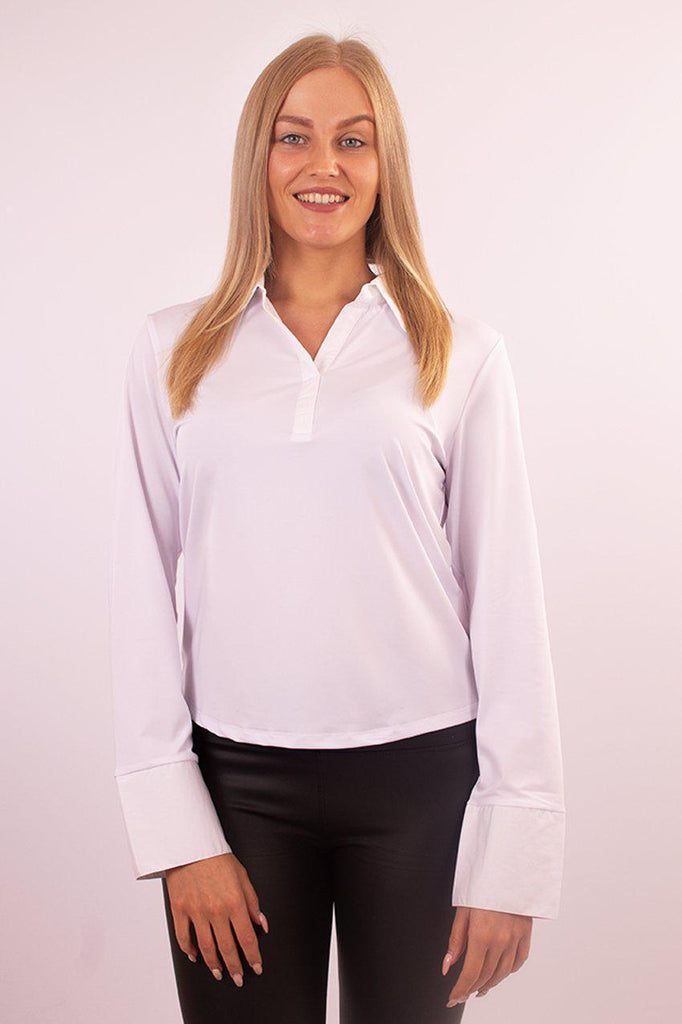 The Suki Silky Shirt - Ruby & Daisy