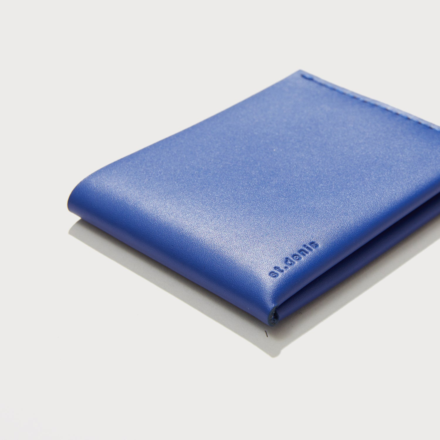 Sold out<br>Portefeuille bifold Couleur bleu
