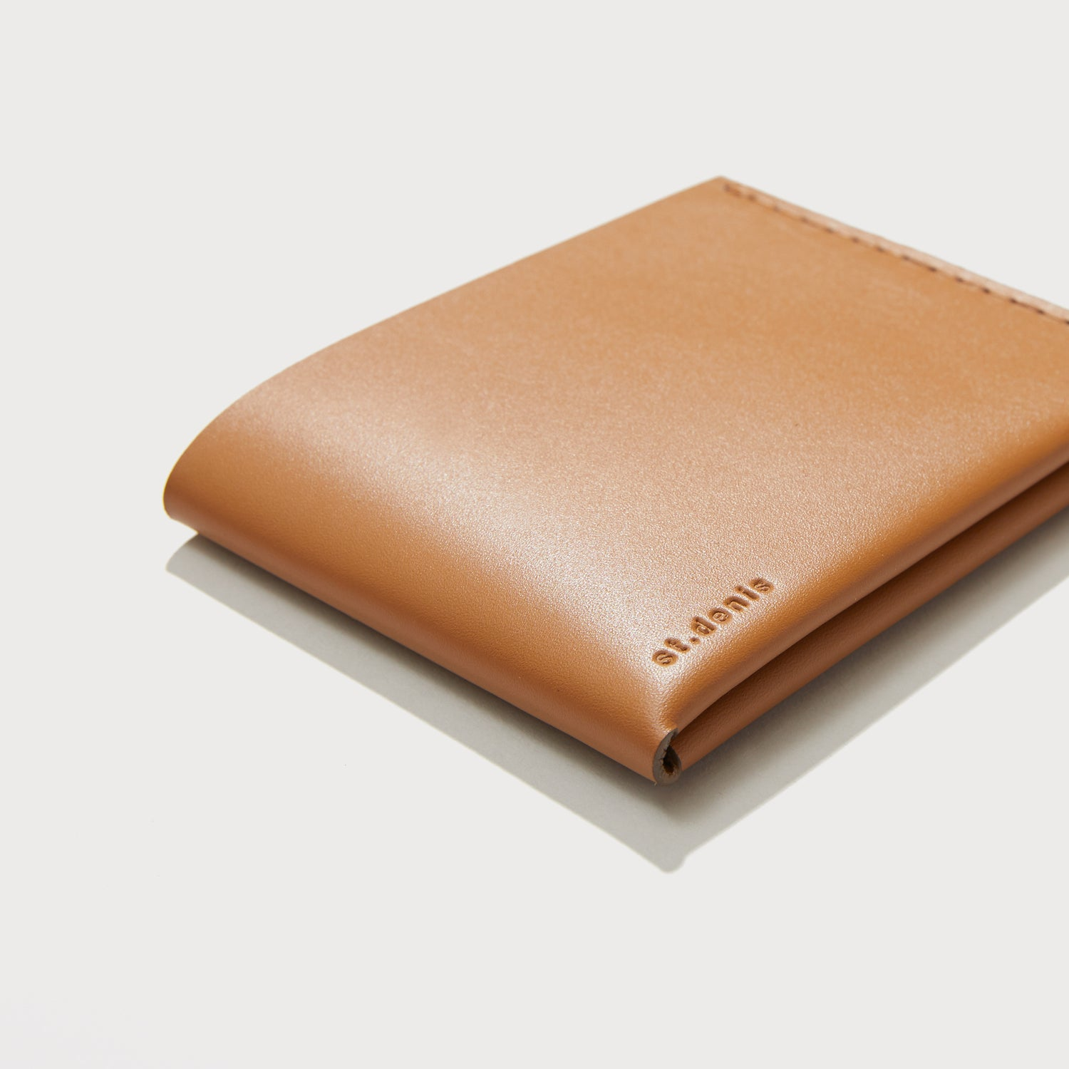 Sold out<br>Portefeuille bifold Couleur cognac