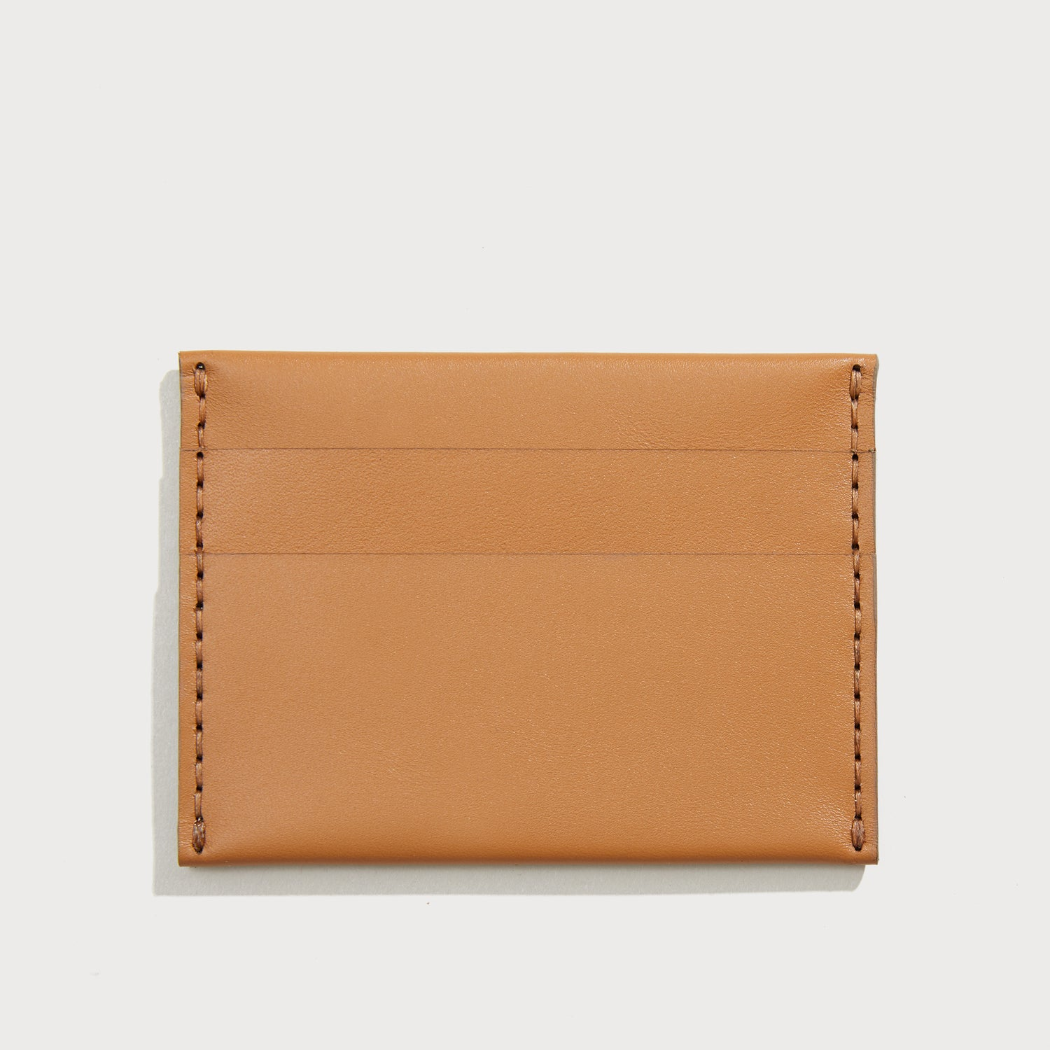 Sold out<br>Portefeuille court Couleur cognac