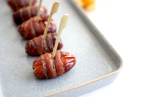 Devils on Horseback (prosciutto wrapped dates!) recipe