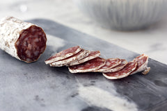 british charcuterie rutland salami free range artisan cured airdried meat
