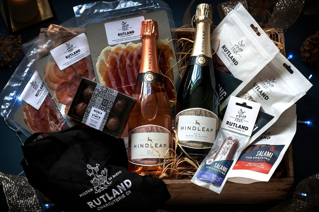 british charcuterie rutland competition christmas giveaway salami coppa prosciutto freerage artisan cured meat air dried