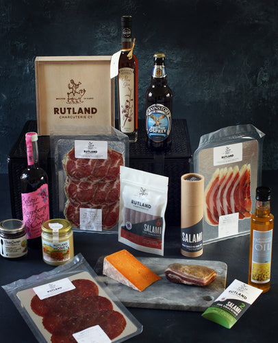 The Deluxe Rutland Gift Hamper