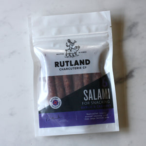 Snacking Salami - 6, Garlic & Caraway