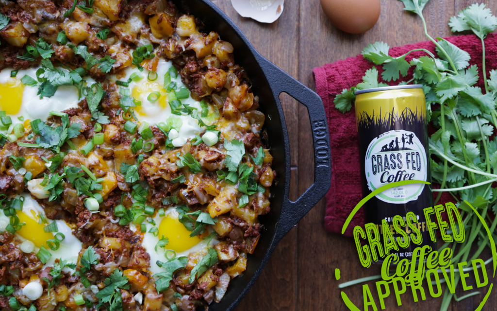 GFC Approved: Chorizo Potato Hash