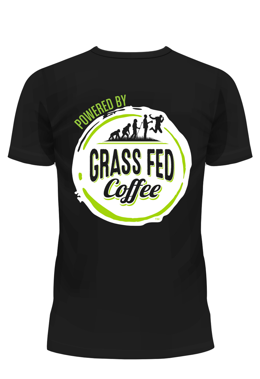 GRASS FED COFFEE T-SHIRT