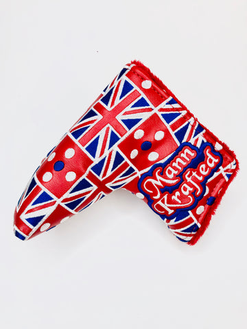 MannKrafted custom putter cover