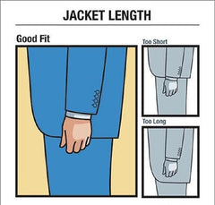 Jacket Length Fit